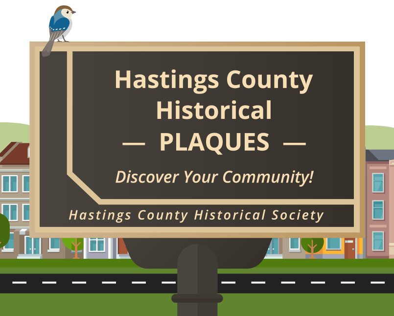 Hastings Historical Plaques