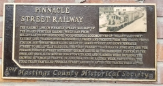 PINNACLE STREET RAILWAY