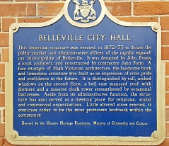 BELLEVILLE CITY HALL