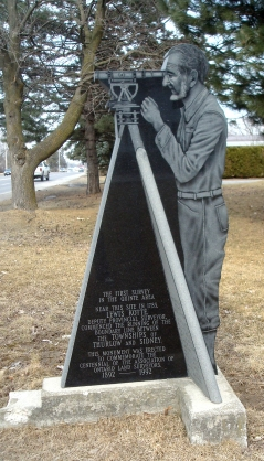 SURVEY MONUMENT