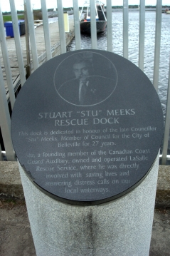 STU MEEKS RESCUE DOCK